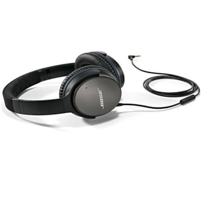 Bose QC25ANDRBLK view 4