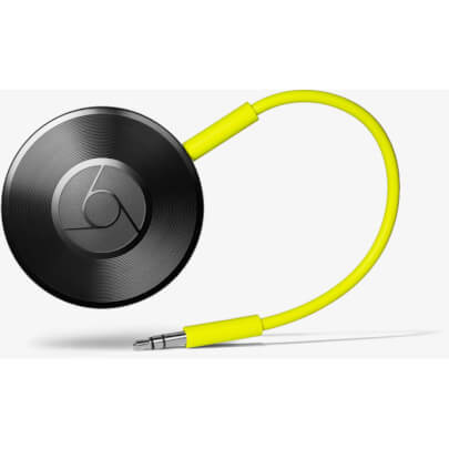 Google CHROMEAUDIO view 3