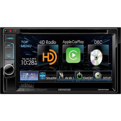 Kenwood DDX6702 view 1