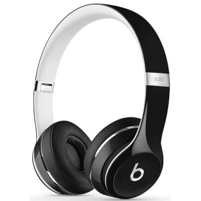 Beats By Dr. Dre SOLO2LUXEBLK view 2