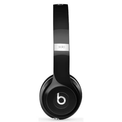 Beats By Dr. Dre SOLO2LUXEBLK view 1