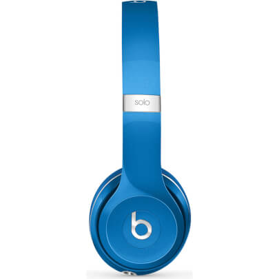 Beats By Dr. Dre SOLO2LUXEBLU view 1