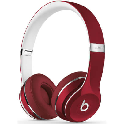 Beats By Dr. Dre SOLO2LUXERED view 2