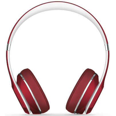 Beats By Dr. Dre SOLO2LUXERED view 3