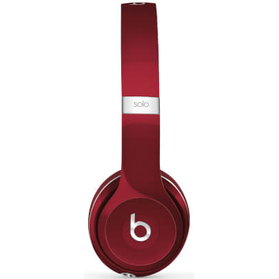 Beats By Dr. Dre SOLO2LUXERED view 1