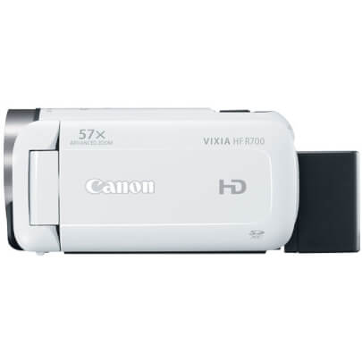 Canon HFR700WH view 2