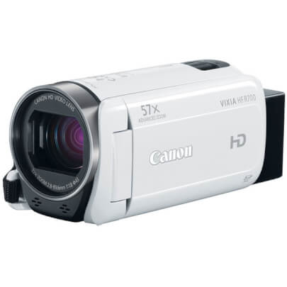 Canon HFR700WH view 1
