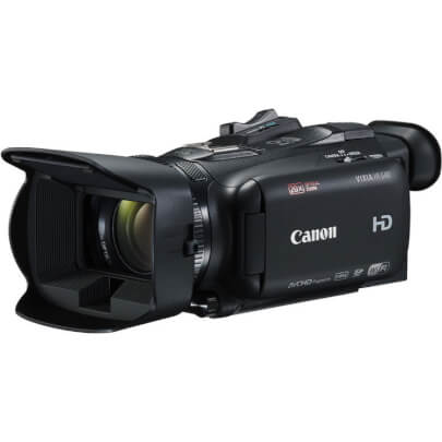 Canon HFG40 view 2