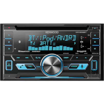 Kenwood DPX502 view 1