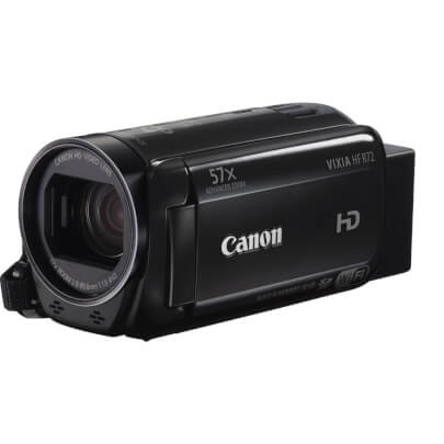 Canon HFR72 view 2