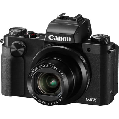 Canon G5 view 1
