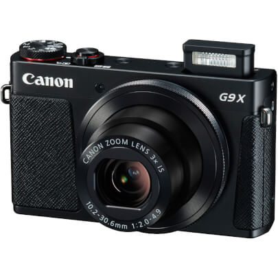 Canon G9 view 2