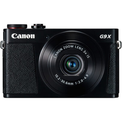 Canon G9 view 3