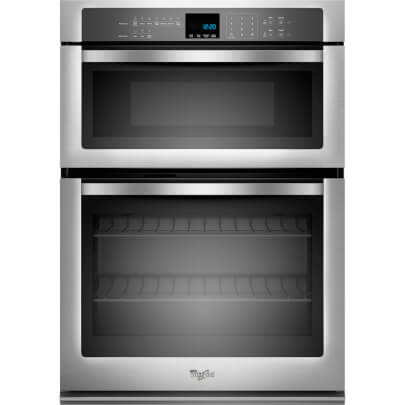 Whirlpool WOC54EC7AS view 1