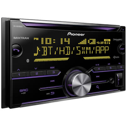 Pioneer FHX830 view 2