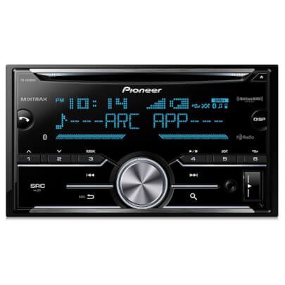 Pioneer FHX830 view 1