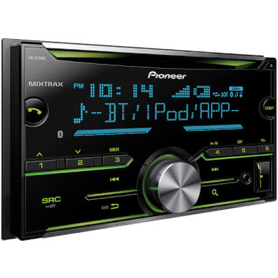 Pioneer FHX731 view 2