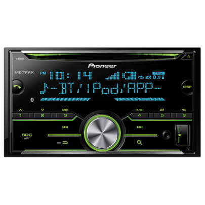 Pioneer FHX731 view 1