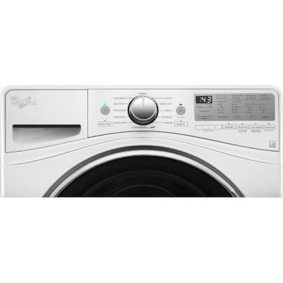 Whirlpool WFW92HEFW view 3