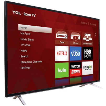 TCL 65US5800 view 2