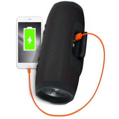 JBL CHARGE3BLK view 4