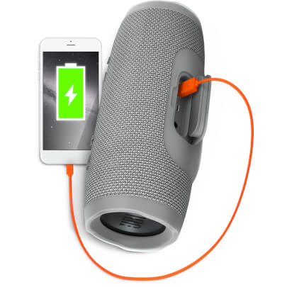 JBL CHARGE3GRY view 4