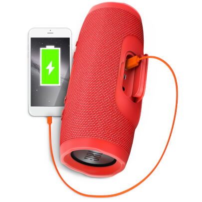 JBL CHARGE3RED view 4