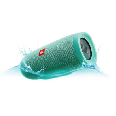 JBL CHARGE3TEAL view 3