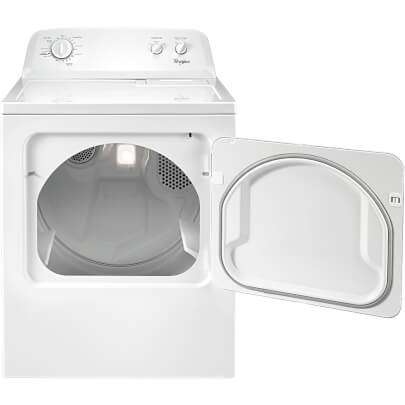 Whirlpool WED4616FW view 2