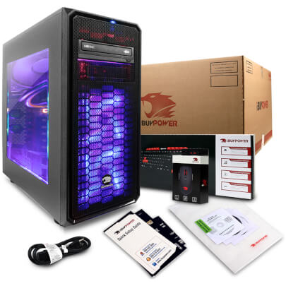 iBuyPower EE103 view 3