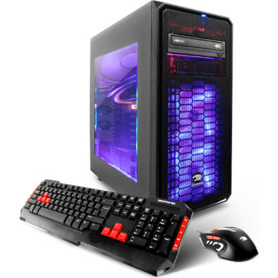 iBuyPower EE103 view 1