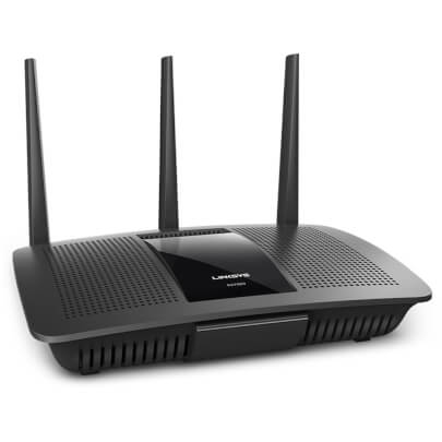 Linksys EA7500 view 2