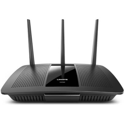 Linksys EA7500 view 1