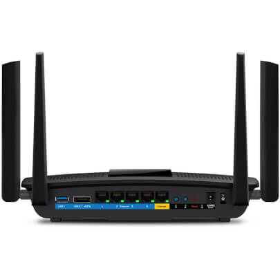 Linksys EA8500 view 2