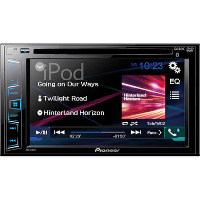 Pioneer AXT2869 view 2