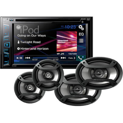 Pioneer AXT2869 view 1