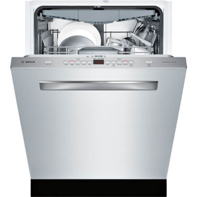Bosch SHP65T55UC view 2