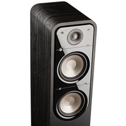 Polk Audio S55 view 3