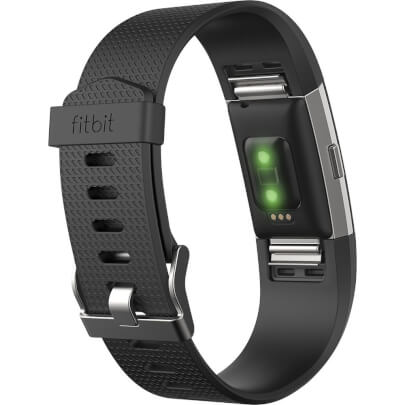 Fitbit FB407SBKS view 3