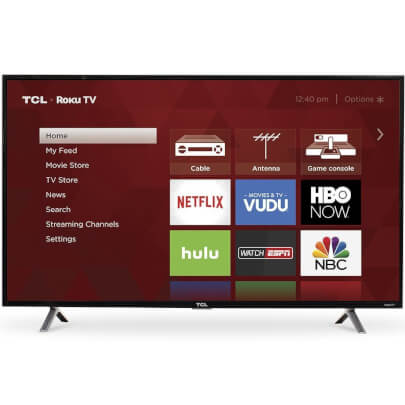 TCL 32S305 view 1