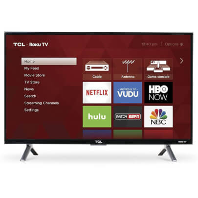 TCL 65S405 view 1