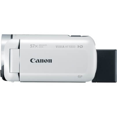 Canon HFR800WH view 5