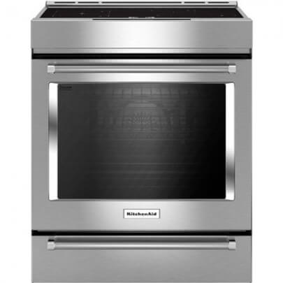 KitchenAid KSIB900ESS view 1
