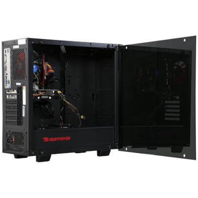 iBuyPower NE001 view 3