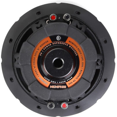 Memphis Audio 15PRX8D4 view 4