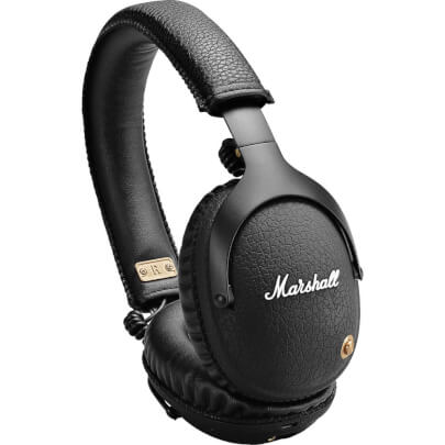 Marshall MONITORBTBLK view 2