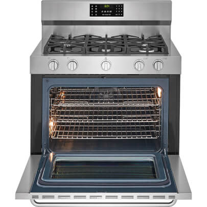 Frigidaire Gallery FGDF4085TS view 2