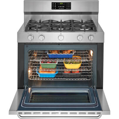 Frigidaire Gallery FGDF4085TS view 3
