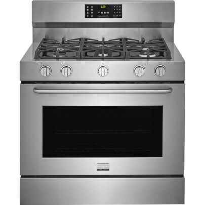 Frigidaire Gallery FGDF4085TS view 1