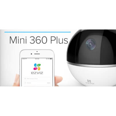 Ezviz EZMINI360PLS view 3